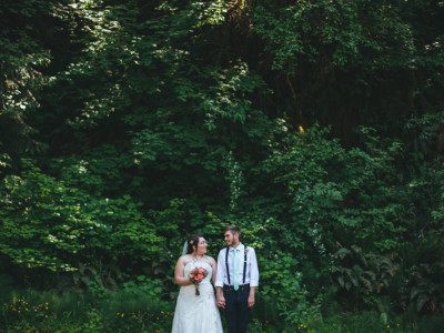 John + Becca (Estacada, Oregon)