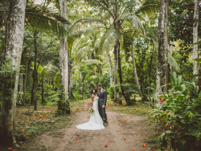 Diana + Mike (Saint Lucia)