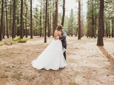 Brittany + James (Sisters, Oregon)